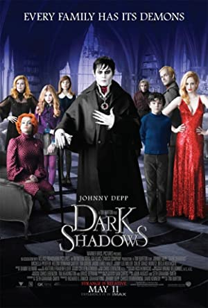 Dark Shadows Pelicula ()