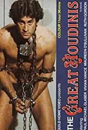 The Great Houdini (1976) Poster - Movie Forum, Cast, Reviews