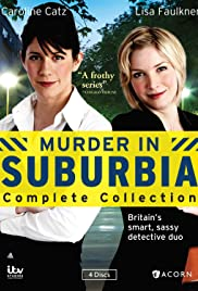 Murder in Suburbia Poster - TV Show Forum, Cast, Reviews