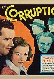Corruption Poster