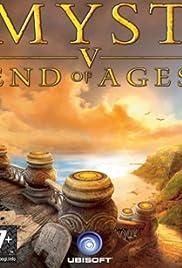 Myst V: End of Ages Poster