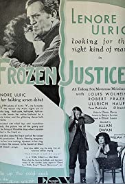 Frozen Justice Poster