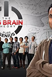 The Big Brain Theory Poster