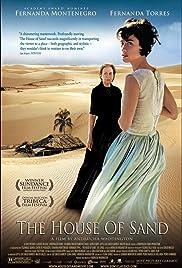 Casa de Areia Poster