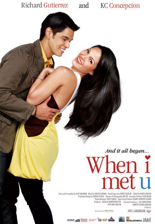 When I Met U (2009)