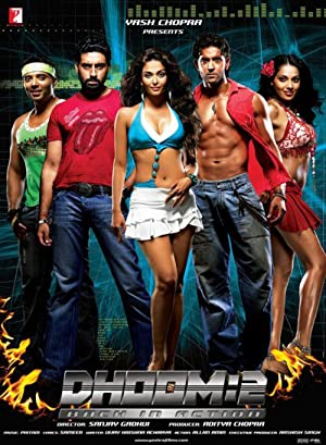 Dhoom 2 poster