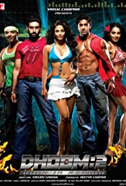 Dhoom 2 (2006) Poster - Movie Forum, Cast, Reviews