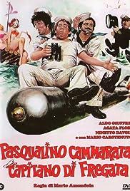 Pasqualino Cammarata... capitano di fregata Poster