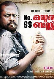 No. 66 Madura Bus Poster