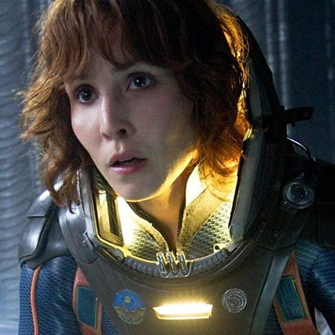 Noomi Rapace in Prometheus (2012)