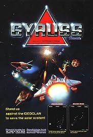 Gyruss Poster