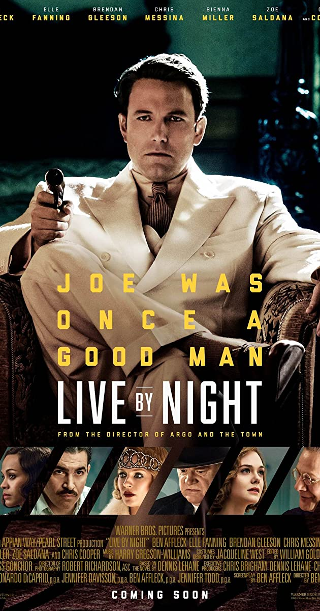 Live by Night parsisiusti atsisiusti filma nemokamai