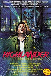 Highlander (1986) Poster - Movie Forum, Cast, Reviews