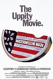 Watermelon Man(1970) Poster - Movie Forum, Cast, Reviews