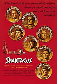 Spartacus (1960) Poster - Movie Forum, Cast, Reviews
