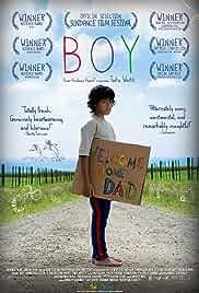 Boy film poster