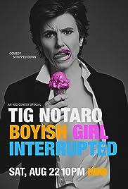 Tig Notaro: Boyish Girl Interrupted(2015) Poster - TV Show Forum, Cast, Reviews