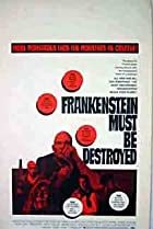 Image of Frankenstein Must Be Destroyed