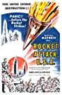 Rocket Attack U.S.A. (1961) Poster