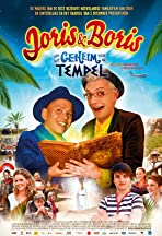 Joris en Boris en het Geheim van de Tempel