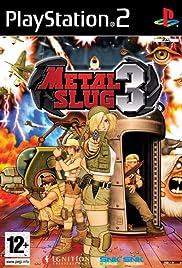 Metal Slug 3(2000) Poster - Movie Forum, Cast, Reviews