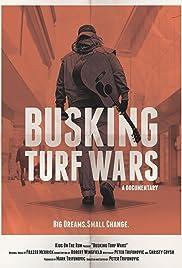 Busking Turf Wars Poster