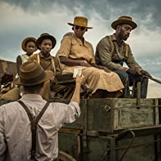 Mary J. Blige, Garrett Hedlund, and Rob Morgan in Mudbound (2017)