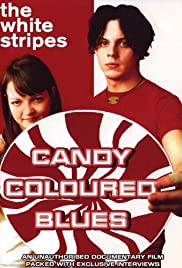 The White Stripes: Candy Coloured Blues Poster
