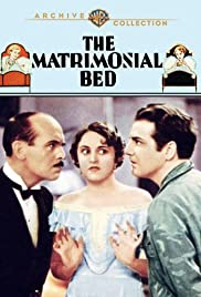 The Matrimonial Bed Poster