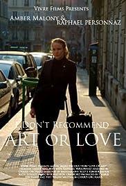 Art or Love Poster