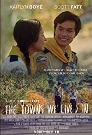 The Towns We Lived In Poster