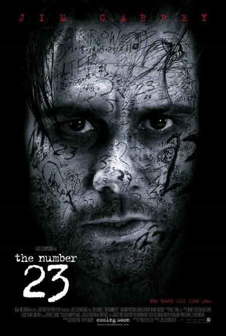 The Number 23 2007 Hindi Dual Audio 480p ESub BRRip full movie watch online freee download at movies365.org