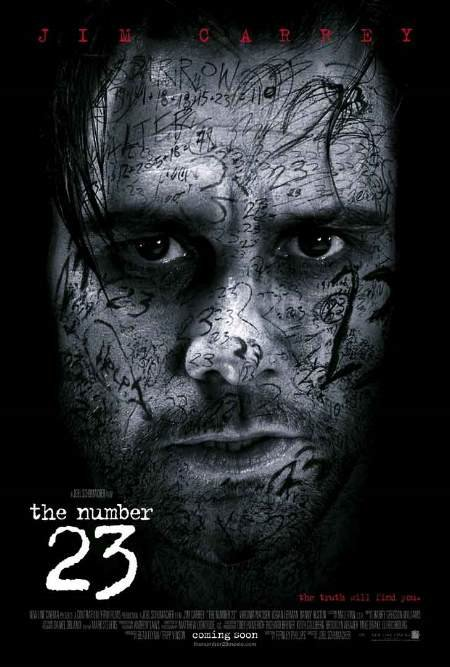 Jim Carrey in The Number 23 (2007)