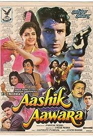Aashik Aawara Poster