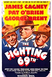The Fighting 69th (1940) Poster - Movie Forum, Cast, Reviews