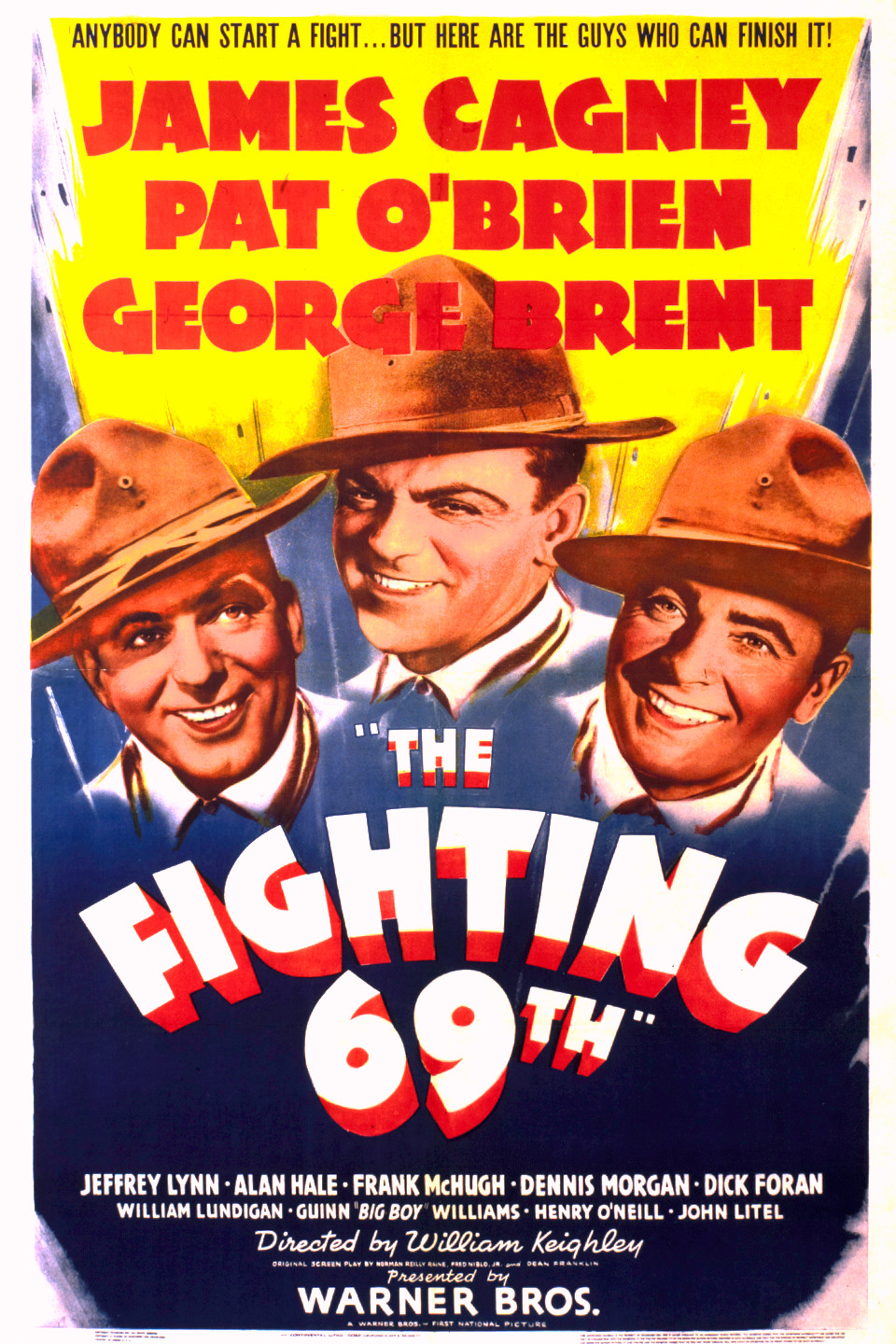 image The Fighting 69th Watch Full Movie Free Online