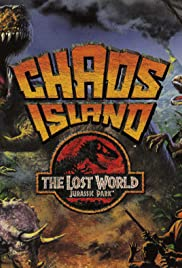 The Lost World: Jurassic Park - Chaos Island Poster