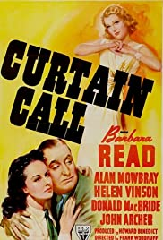 Curtain Call Poster