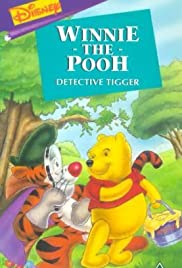 Winnie the Pooh Playtime: Detective Tigger Poster