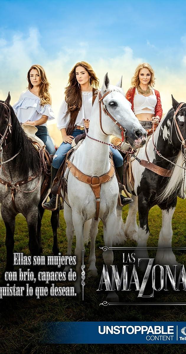 Maištingosios amazonės 1 sezonas / Las amazonas Season 1 (2016)