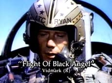 Flight of Black Angel
