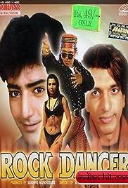 Rock Dancer Poster