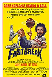 Fast Break (1979) Poster - Movie Forum, Cast, Reviews