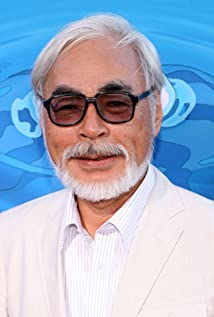 Hayao Miyazaki Picture