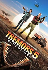 Tremors 5: Bloodlines (2015) Poster - Movie Forum, Cast, Reviews
