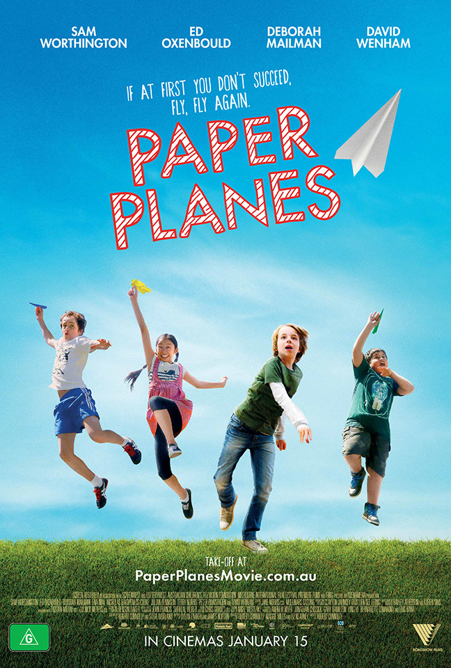 Paper Planes filmposter