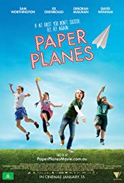 Paper Planes (2014) Poster - Movie Forum, Cast, Reviews