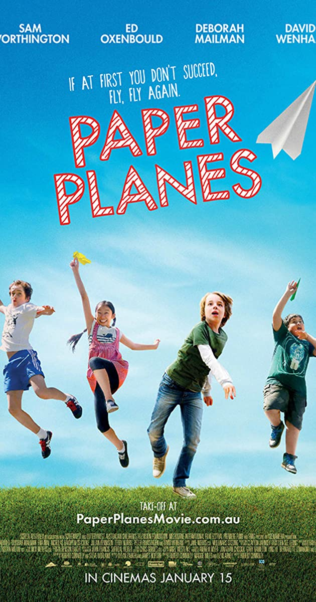 Paper Planes (2014) - IMDb Be Yourself Quotes For Boys
