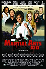 The Martial Arts Kid (2015) Poster - Movie Forum, Cast, Reviews