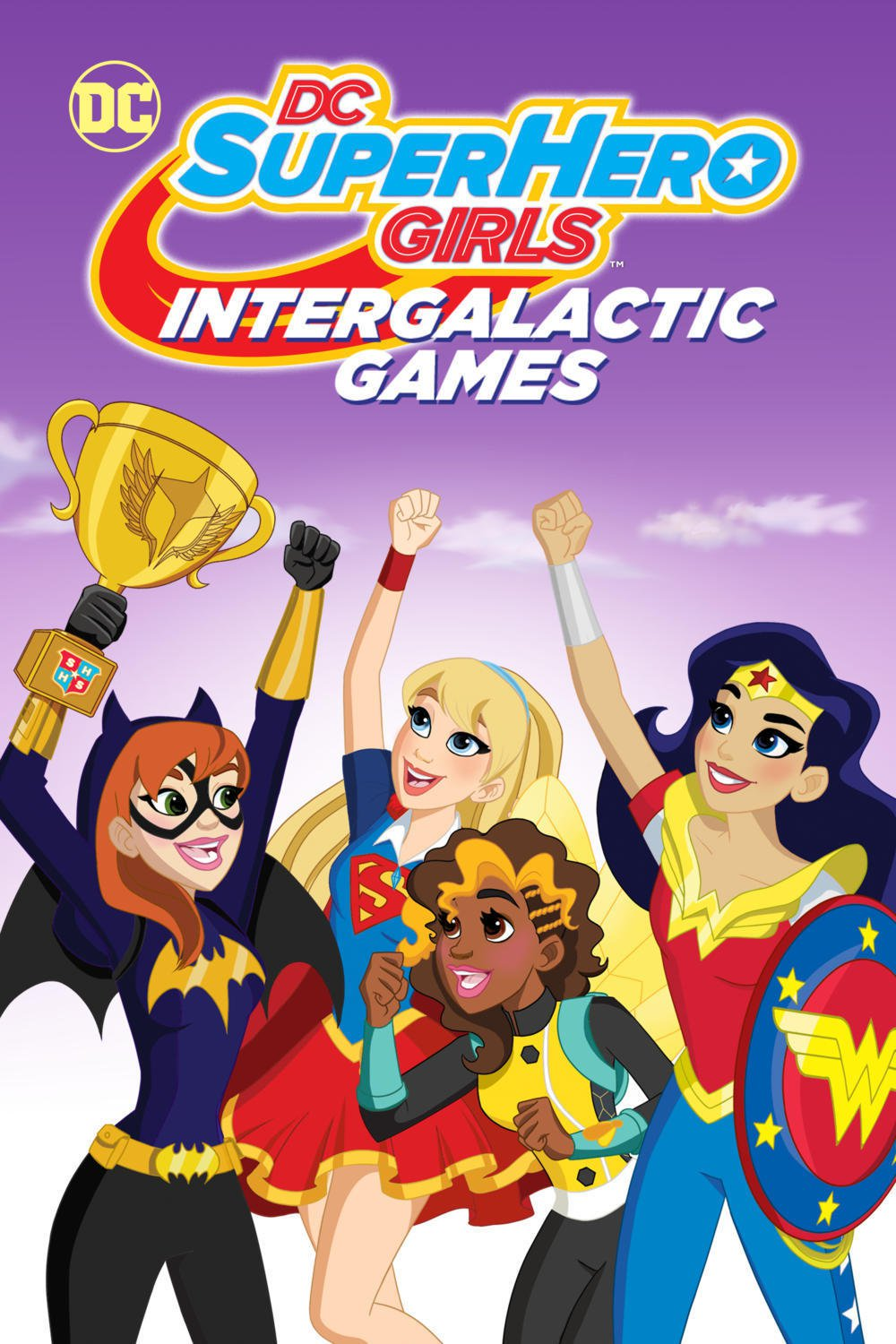 image DC Super Hero Girls: Intergalactic Games (2017) (V) Watch Full Movie Free Online